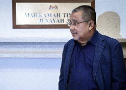 Isa Samad's corruption trial postponed to Dec 24