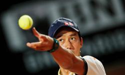 Nishikori keen to test himself against the best again