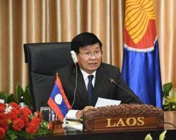 Lao PM calls for equitable Covid-19 vaccine access