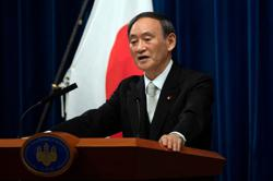 Japan PM Suga - Making utmost preparation for coronavirus vaccine