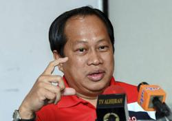 Perikatan govt in Perak must remain, says Ahmad Maslan