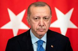 Erdogan says he hopes France will get rid of Macron