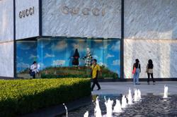 Gucci donates $500,000 to UNICEF to help supply COVID vaccines