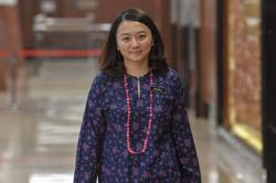 Law preventing M'sian mothers to confer nationality on their children is archaic and discriminatory, says Hannah Yeoh