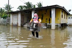 More evacuees in Kelantan, Pahang as flood situation improves in Terengganu