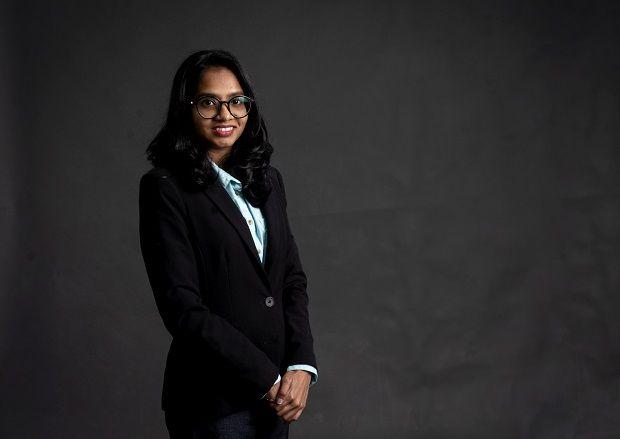 Taylor's College ACCA lecturer Vaishnavi Vanisha Ganisen.