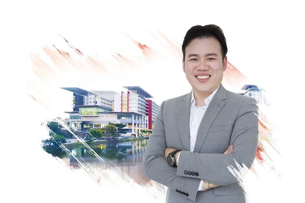 Taylor's College Professional Studies head Jason Lo Ka Soon.