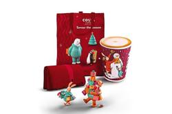 Savour festive season with coffee brand's collectibles
