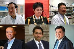 6 heroes in fight to end Covid-19 pandemic named The Straits Times Asians of the Year