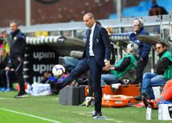 Allegri eyes coaching role in Premier League