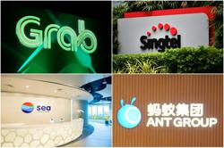 Ant, Grab win Singapore digital bank licenses along with Sea