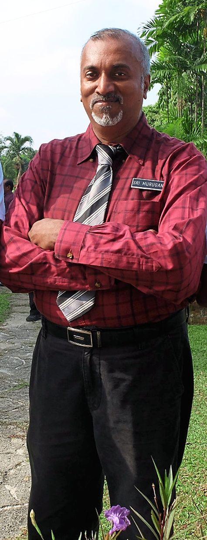 S.Sri Murugan
