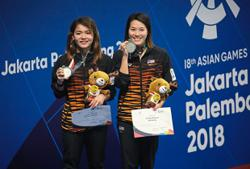 Tze Liang and Wendy-Dhabitah grab wins in online competition