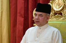 Sultan Nazrin tells Perak state leaders to find best way forward