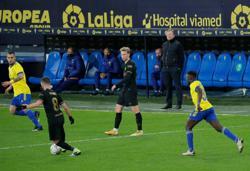Barca lacked focus and attitude in Cadiz loss, says angry Koeman