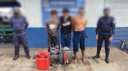 Esscom nabs three sea robbers for preying on fishermen