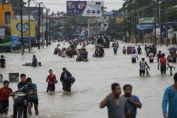 Flash floods, torrential waters create havoc in southern Thailand