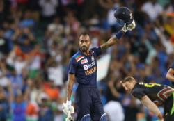 Pandya's twin sixes deliver India Twenty20 series triumph
