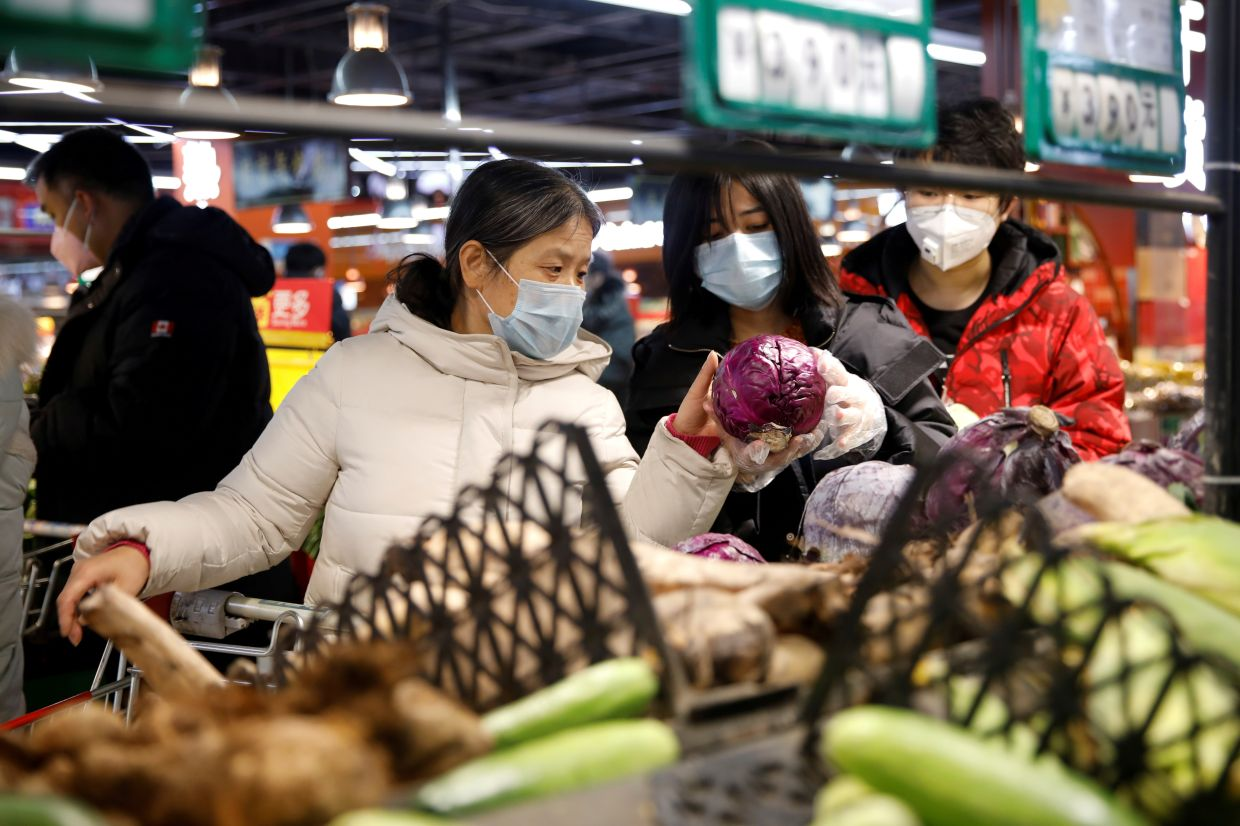 Since the pandemic, people have become more concerned about food wastage, food contamination and other food-related issues. — Reuters