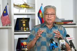 Ismail Sabri: EMCO ends in Kg Sabah Baru, Lahad Datu on Dec 7