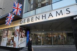 UK's Frasers Group in talks to buy Debenhams