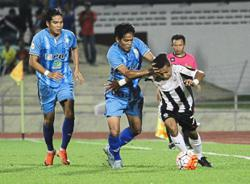 Tiny Faisal moves to Terengganu for bigger challenge