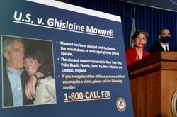 U.S. defends how it treats jailed Ghislaine Maxwell