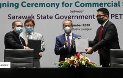 Petronas and Sarawak ink landmark settlement deal