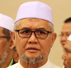 PAS calls off plan for audience with Sultan Nazrin at Istana Kinta