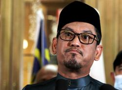 Former Perak MB not seeking an audience with Sultan Nazrin, says source