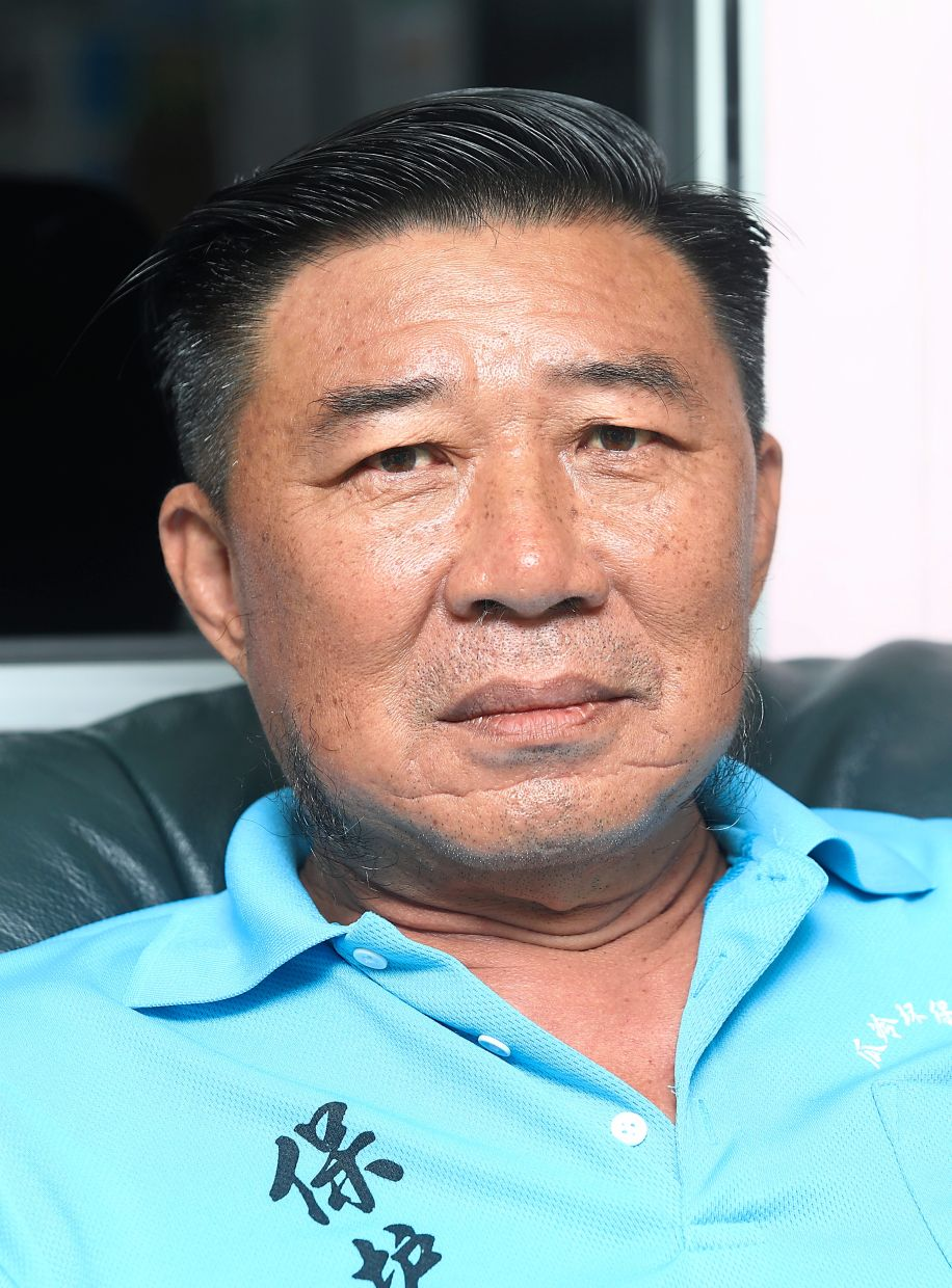 Tan says many factory owners are reluctant to pay for proper waste disposal services.