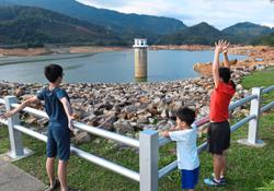 Dams and park reopen to visitors tomorrow