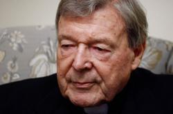 Vatican risks going broke slowly, former treasurer Pell says