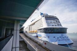 Cruise ship passenger tests Covid-19 positive - ship returns to Singapore