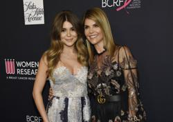 Disgraced influencer Olivia Giannulli hasn't visited mum Lori Loughlin in prison