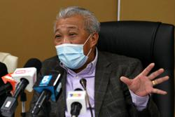First dibs: Bung Moktar 'volunteers' to be first to take Covid-19 vaccine
