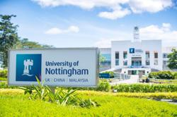 University of Nottingham Malaysia owners weigh a sale