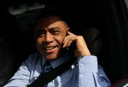 Barisan and Perikatan agree on Saarani as Perak MB