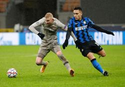 Inter suffer third successive group stage elimination