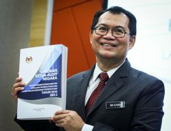 Auditor-General's Report: 15 performance audits carried out on 12 ministries involving RM15.71bil