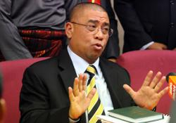 Perak state budget to be tabled without changes, says Mentri Besar