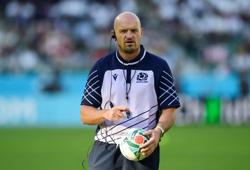 Rugby-Scotland coach Townsend signs new contract until 2023 World Cup