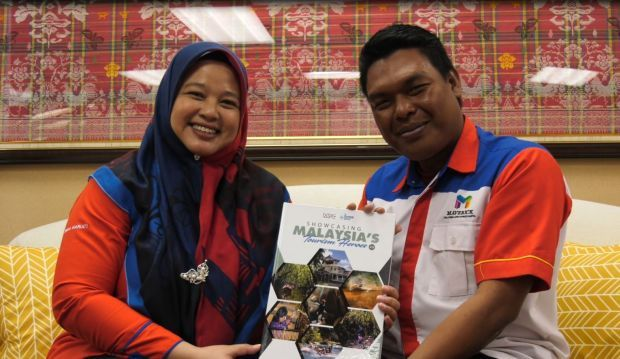 Two representatives of Maverick Trainers and Consultants received Malaysia Tourism Excellence (MaTEx) recognition in 2019 with the Showcasing Malaysia's Tourism Heroes 2.0 book.