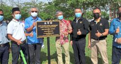 Monument to honour four warriors in Sibu
