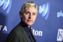 Talk show host Ellen DeGeneres tests positive for Covid-19
