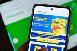 Indonesia's Matahari supermarket chains join Tokopedia, seeking better online sale