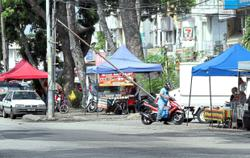 Jln Teluk Pulai mobile traders told to move to open area in Jln Sg Bertih