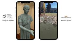 View masterpieces in your living room in augmented reality with Instagram