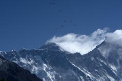 Mt Everest: Highest dumpster in the world