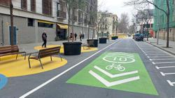 How large cities are becoming more liveable and bike-friendly